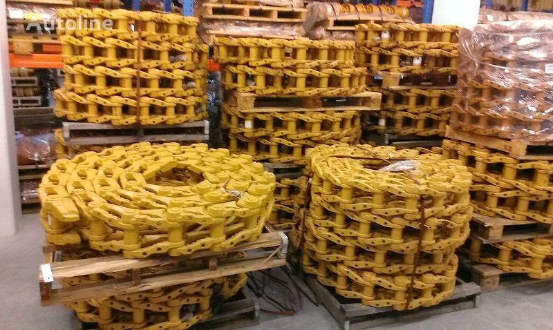 гусеничний ланцюг JCB ролики , цепь, направляющие колеса до екскаватора JCB 130,160,180,220,240,260,290,330